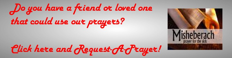 Request-A-Prayer Service